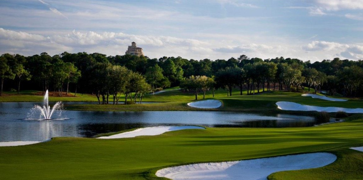 Tranquilo Golf Club @ Four Seasons – Orlando, Florida