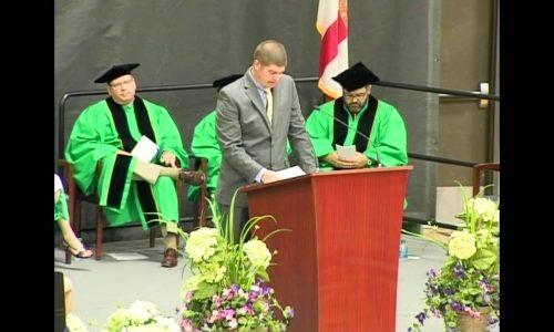 2016 Florida Gateway College Alumni of the Year Speech