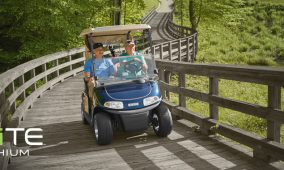 E-Z-GO® Launches Innovative ELiTE™ Series Vehicles