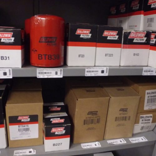 """Facility Tour – """"The Parts Room"""""""