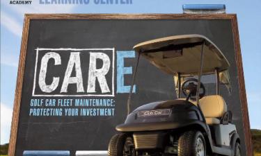 Club Car Maintenance Webinar