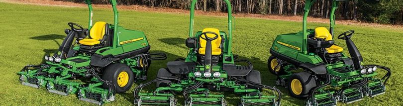 John Deere Golf Announces Expansion of PrecisionCut™ Fairway Mowers with the 6080A, 6500A and 6700A Models
