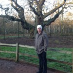 "The ""Major Oak"" where it is said Robin Hood and everyone met."