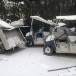 Damaged Carts