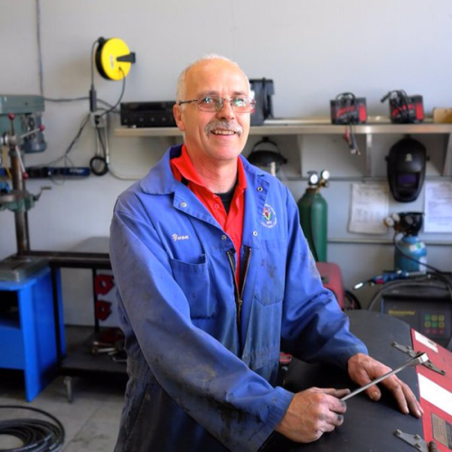 CGSA Announces 2015 Equipment Technician of the Year Award Recipient