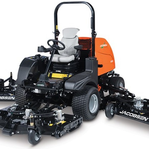 Jacobsen Introduces World's First 14-foot Wide Rotary Mower