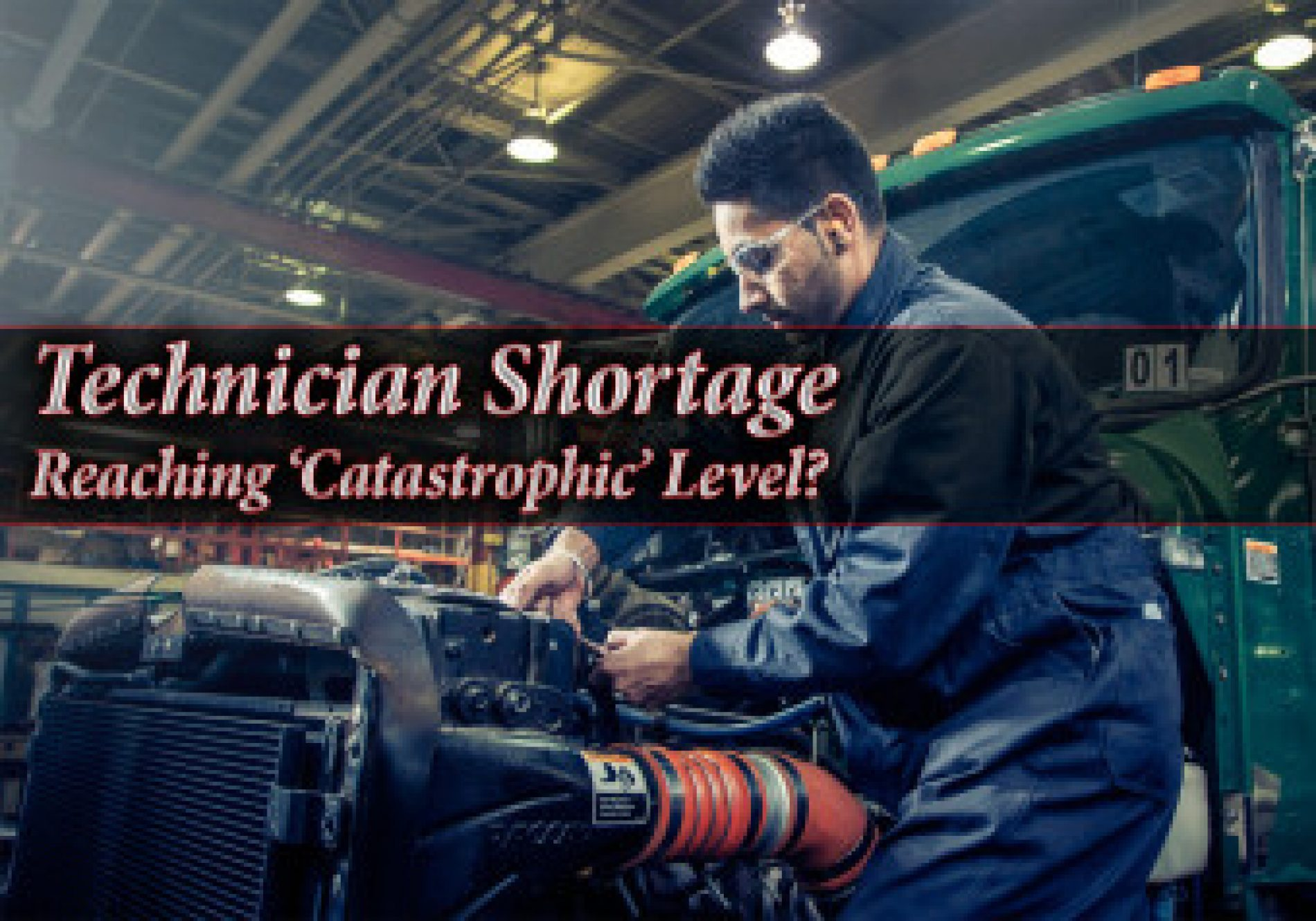 Solutions to our Technician Shortage